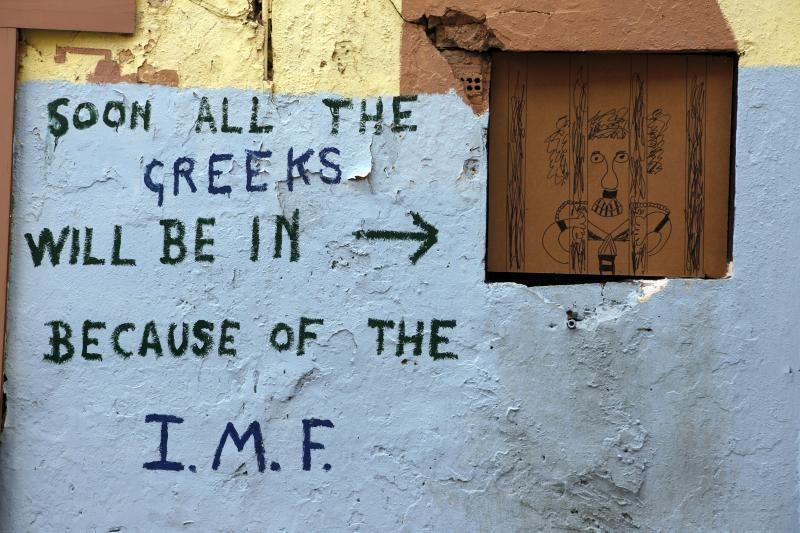 D.Britanijos ministras pranašauja Graikijos pasitraukimą iš euro zonos