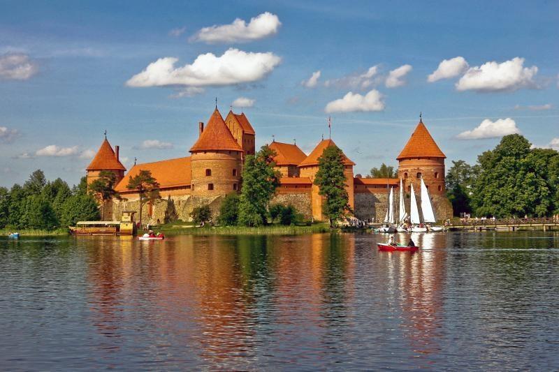 Lietuvoje apsilanko vis daugiau turistų