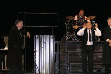 Džiazo festivalis baigsis teatro ir muzikos eksperimentu