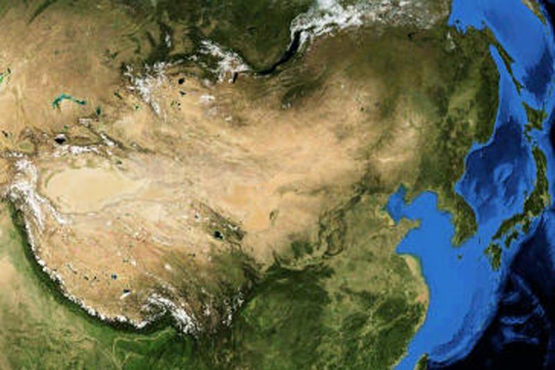 Rytų Azijos gelmėse glūdi Arkties dydžio požeminis vandenynas?