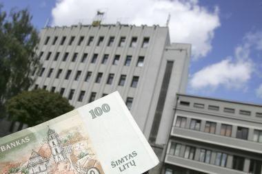 Savivaldybės administracijai leista naudoti skolintas lėšas