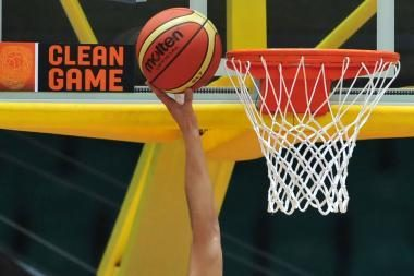Gripas neaplenkė krepšinio komandų