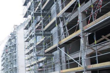 Statybose naudojami nesertifikuoti nuotekų valymo įrenginiai