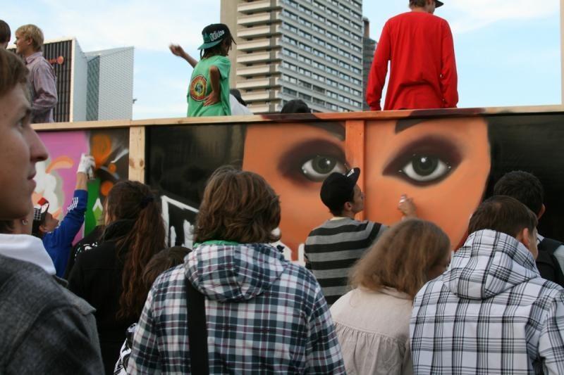 Vilniuje vėl rengiamas gatvės kultūros festivalis