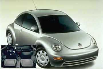 """""""Volkswagen New Beetle"""