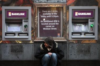 Ralph Silva: Airijos bankų sektorius miręs
