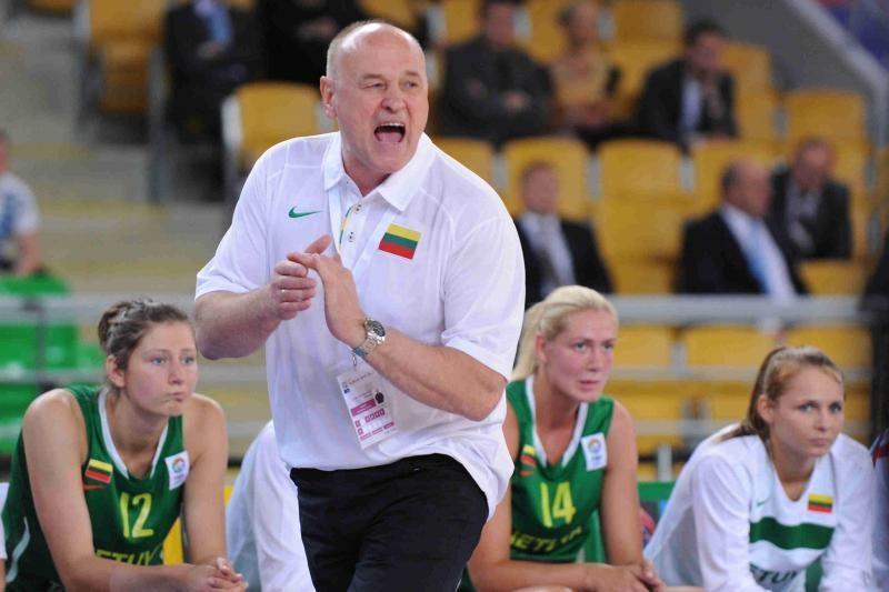 Lietuvos rinktinė Europos čempionatą baigė pergale