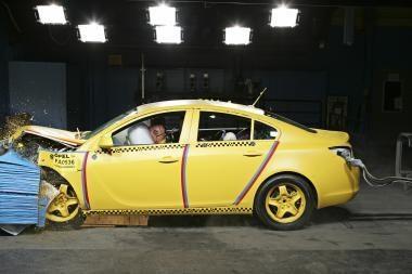 """Dar vienas įvertinimas """"Opel Insignia"""