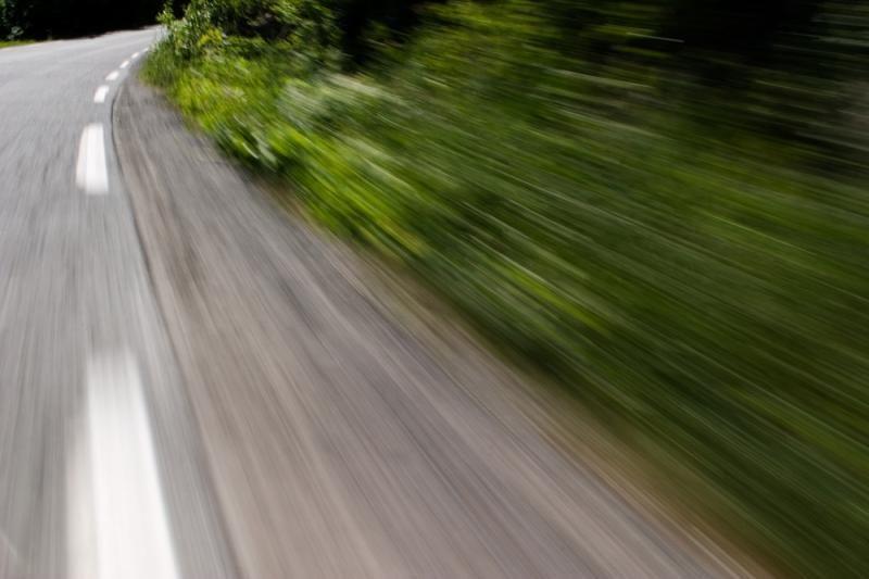 Jaunuolis Palangos plentu važiavo 179 kilometrų pe valandą greičiu