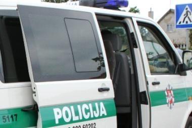 Klaipėdoje pavogti du mikroautobusai