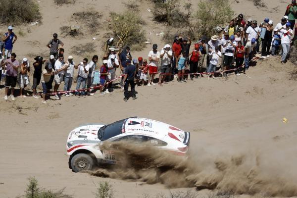 2011 m. Dakaro ralio dalyvių gretose - daugiau nei 400 lenktynininkų