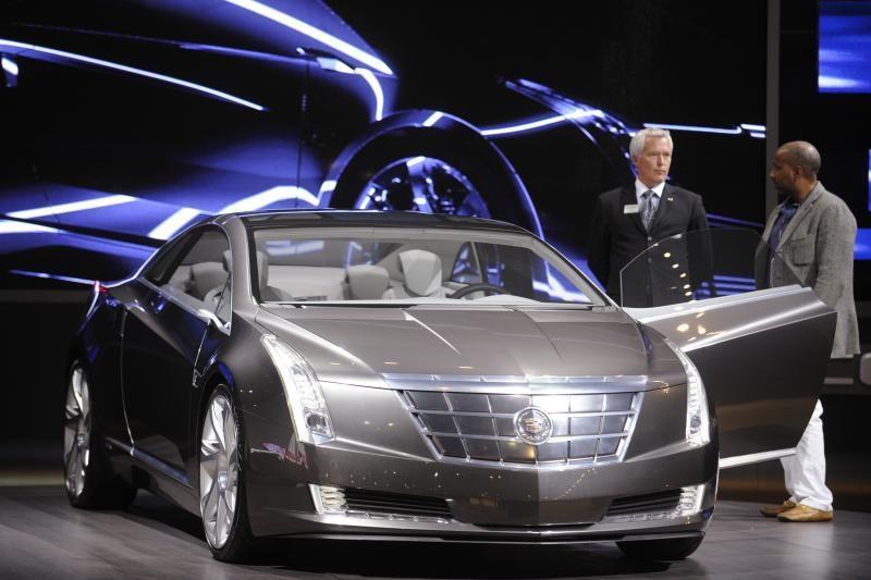 """""""General Motors"""" užbaigė ketvirtį su didesniu nei prognozuota pelnu"""