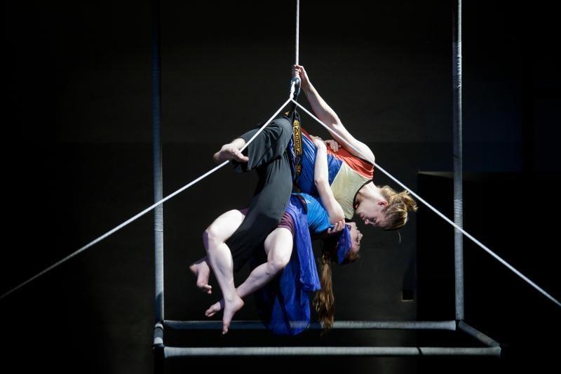 Vilniuje prasidėjo tarptautinis studentų šiuolaikinio šokio festivalis