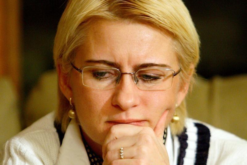 Seimo pirmininkui siūloma imtis N. Venckienės paieškų