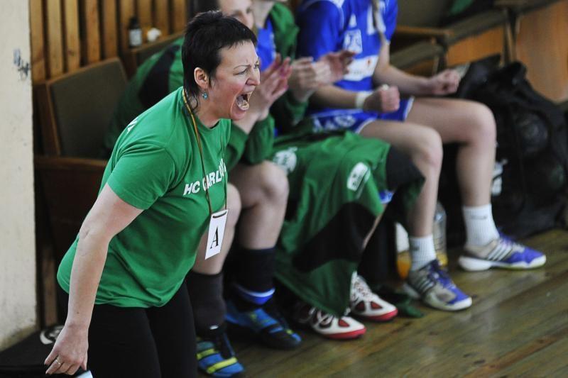 Lietuvos rankinio čempionės naują sezoną pradėjo pergale