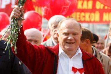 Gegužės 1-oji Maskvoje: akcija