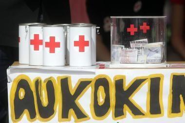 Lietuvos Raudonajam Kryžiui - 90 metų
