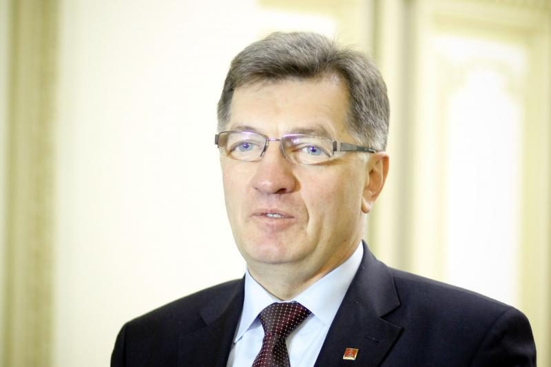 Premjeras: ES parama - savivaldybėms, kuriose šiluma brangiausia