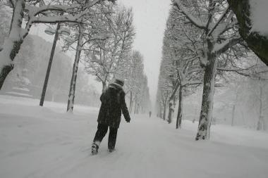 Kauno klinikose - dvi šalčio aukos (papildyta)