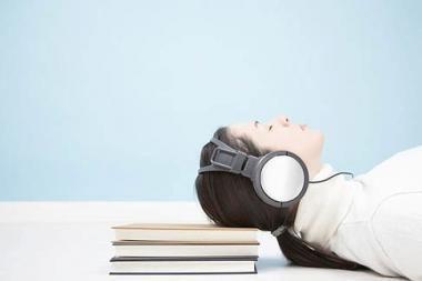 Lietuvoje populiarėja garso knygos