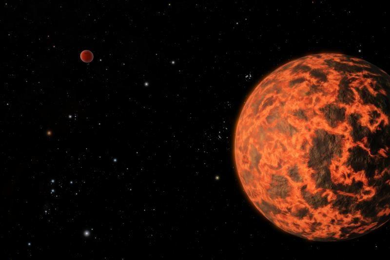 Astronomai prie netolimos žvaigždės aptiko už Žemę mažesnę egzoplanetą