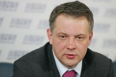Liberalai interpeliaciją susisiekimo ministrui skundžia etikos sargams