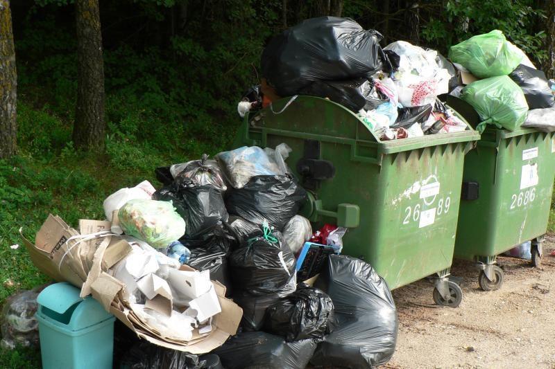 STT: tvarkant Vilniaus atliekas, reikia daugiau kontrolės