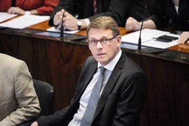 Suomijos prokuratūrai perduotas tyrimas dėl buvusio premjero veiklos