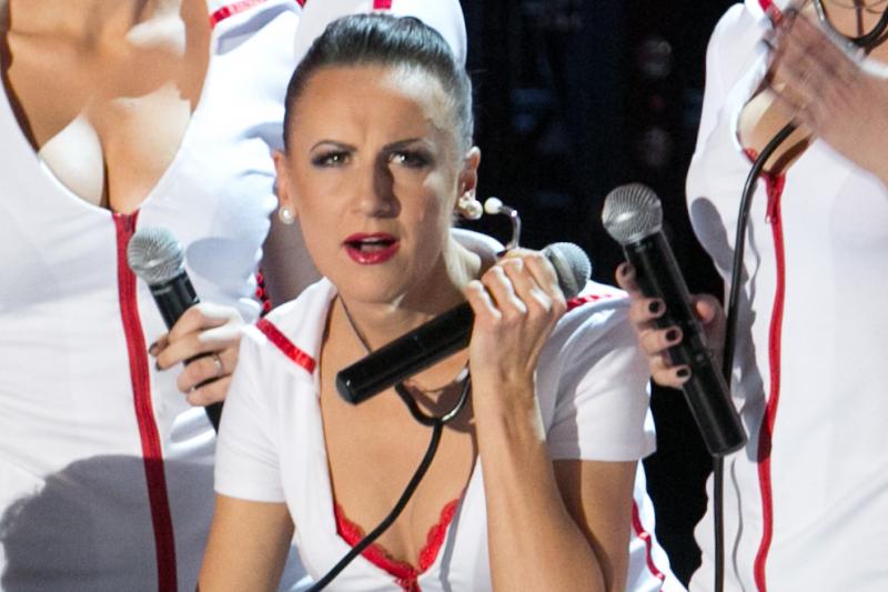 """""""Žvaigždžių duetuose"""" E. Sipavičiaus ir K. Nemycko  dainuos lenkiškai"""