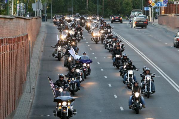 """""""Harley-Davidson"""" suvažiavime Klaipėdoje laukiama 10 tūkst. motociklininkų"""