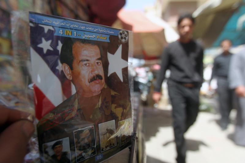 Irake minimos 10-osios Bagdado užėmimo metinės