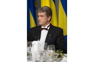 Prezidentas V.Juščenka