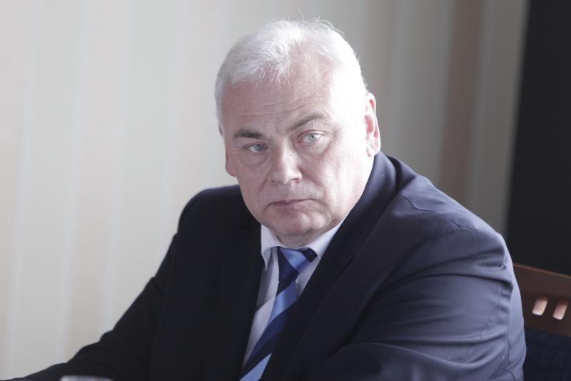 Ministras problemas policijos sistemoje teisina lėšų trūkumu