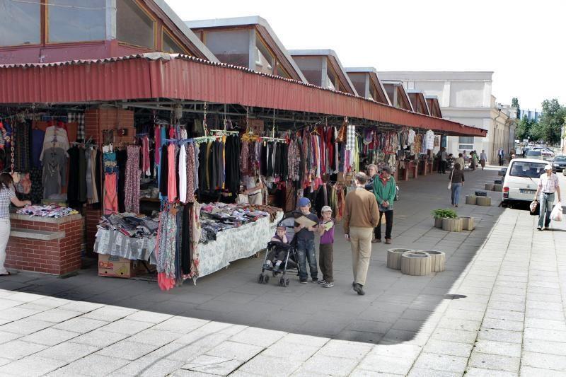 Klaipėdos politikams parūpo, kur dingo senojo turgaus prekeiviai