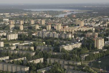 Aplinkos ministerija regi proveržį daugiabučių namų renovacijoje