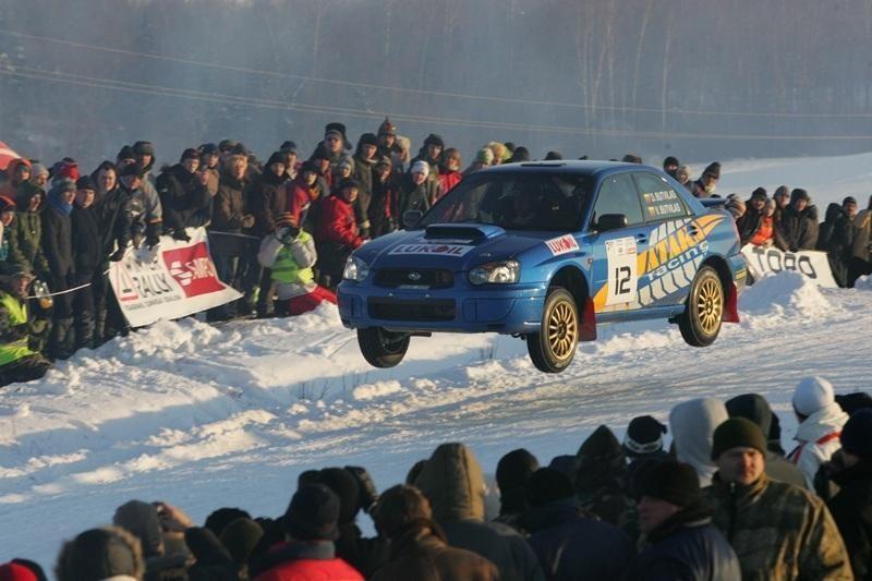 """Liko 100  dienų iki """"Halls Winter Rally 2013"""""""