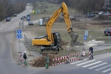 Pasirašyta sutartis kelio Kaunas–Zarasai–Daugpilis rekonstrukcijai