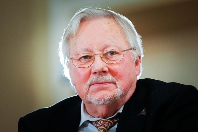 V. Landsbergis: TS-LKD vadovo rinkimuose rezultatas gali būti apylygis
