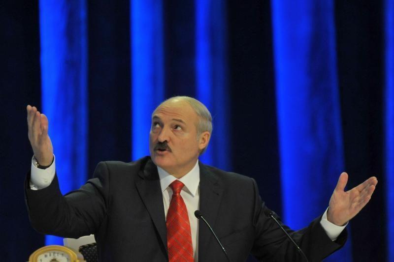 Dedamos precedento neturinčios pastangos A.Lukašenkos naudai