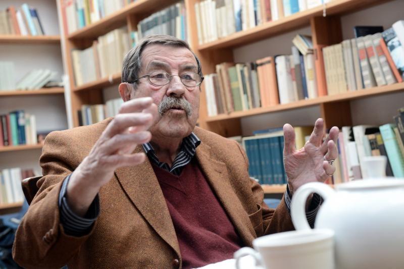 """Grassas užsipuolė Izraelį kaip """"nekontroliuojamą branduolinę galią"""""""