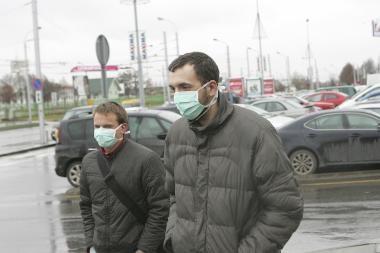 Kaune sergančiųjų gripu daugėja, uždaromos mokyklos (dar papildyta)
