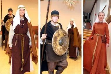 """Festivalyje """"Parbėg laivelis"""" – nematytos kostiumų kolekcijos"""