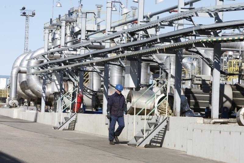 """Klaipėdos nafta"" skolinsis dar 272 mln. litų dujų pirkimui"