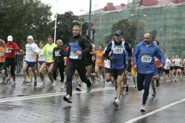 Vilniuje bėgimu bus pagerbti laisvės gynėjai