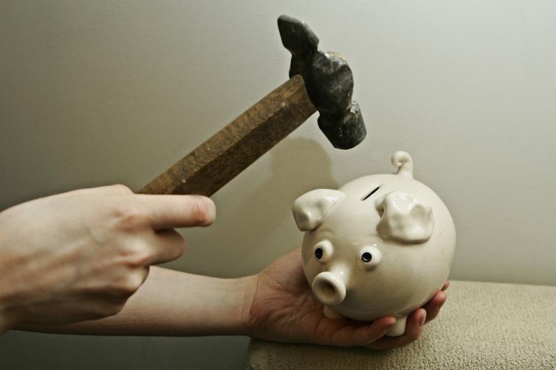 Įmonėms beveik nelieka lėšų investicijoms