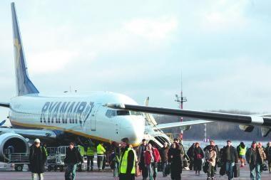 """""""Ryanair"""" efektas: viršyti optimistiškiausi lūkesčiai"""