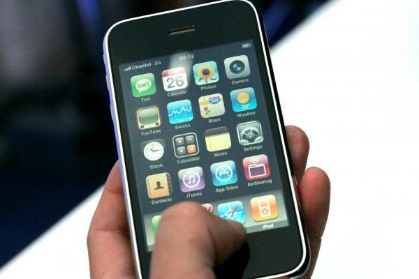 """""""Microsoft"""" """"iPhone"""" telefoną galėjo išleisti prieš 20 metų"""