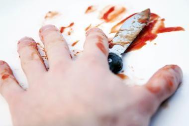 Klaipėdoje kivirčo metu peiliu sužeistas vaikinas