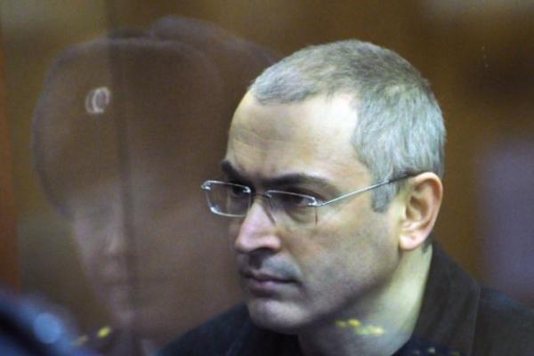 """M.Chodorkovskis prašo surengti ekspertizę antrojoje """"Jukos"""" byloje"""