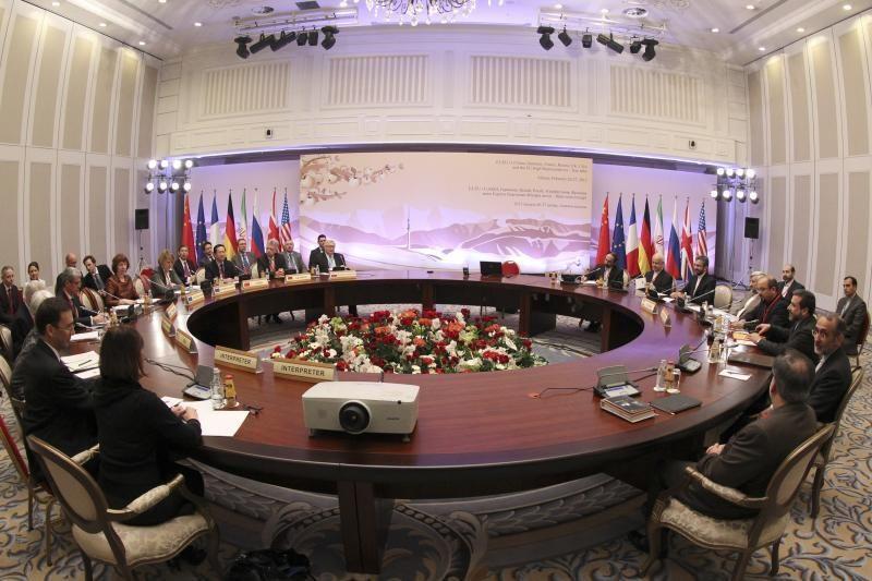 Vakarai abejoja Irano branduoline programa